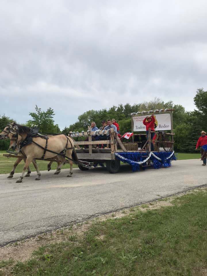 rodeo float 2019
